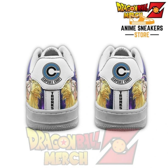 Trunks Air Force Sneakers Custom Shoes No.2