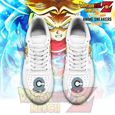 Trunks Air Force Sneakers Custom Shoes No.1