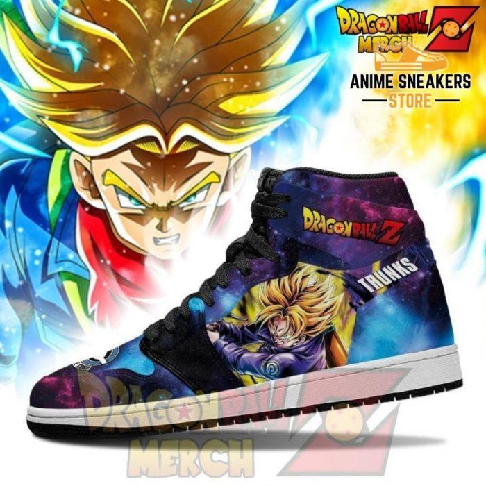 Trunks Jordan Sneakers Galaxy Custome Shoes No.1 Jd