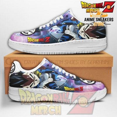 Vegeta Air Force Sneakers Custom Shoes No.2 Men / Us6.5