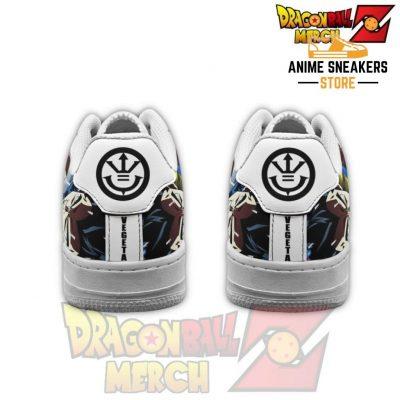 Vegeta Air Force Sneakers Custom Shoes No.2