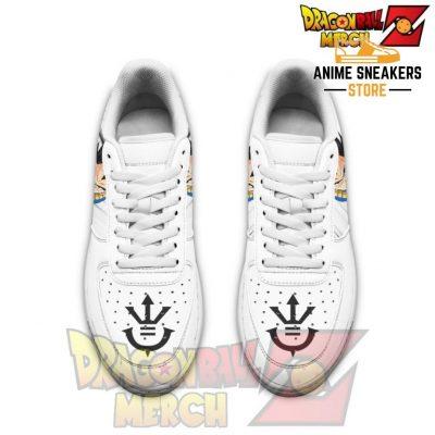 Vegeta Air Force Sneakers Custom Shoes No.1