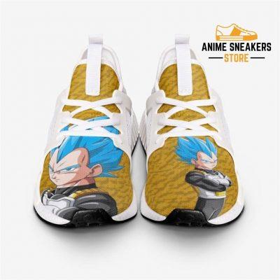 Dragon Ball Z Vegeta Super Saiyan Blue Custom Nomad Shoes Mens