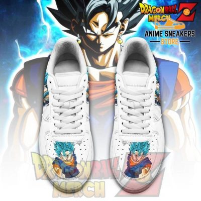 Vegito Air Force Sneakers Custom Shoes No.1