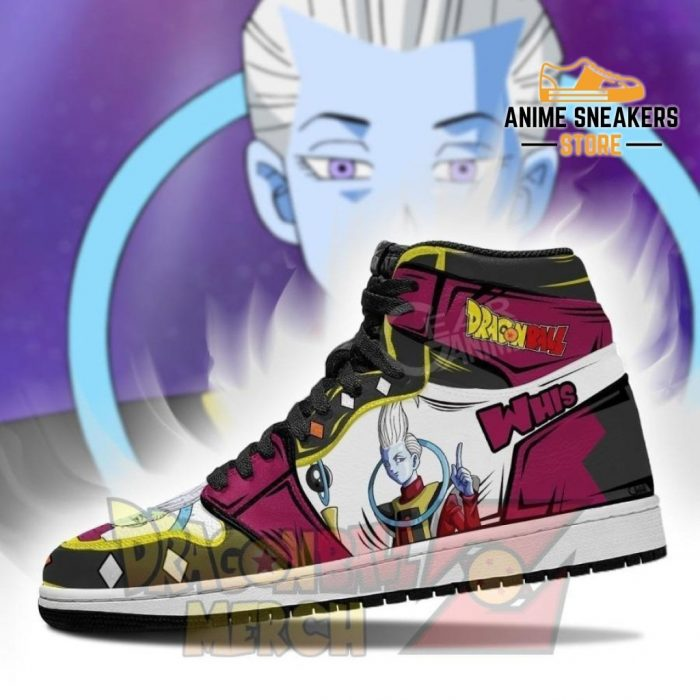 Whis Jordan Sneakers Custome Shoes No.1 Jd
