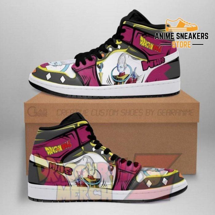 Whis Jordan Sneakers Custome Shoes No.1 Men / Us6.5 Jd