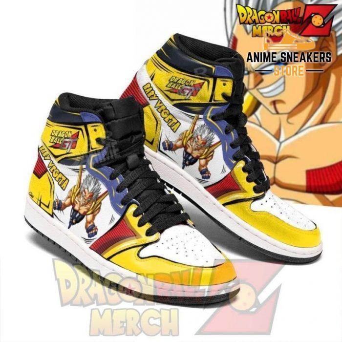 Baby Vegeta Second Form Dragon Bazll Gt Jordan Sneakers Jd