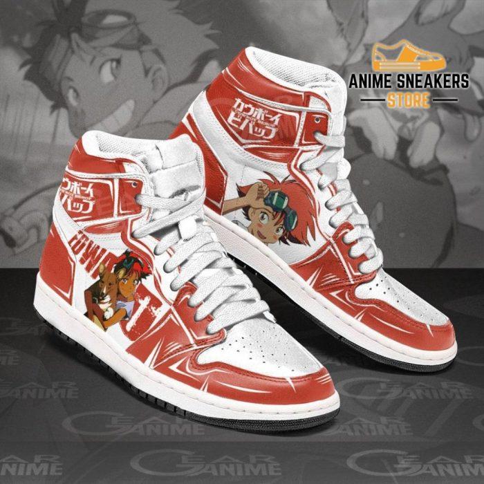 Edward Sneakers Cowboy Bebop Custom Anime Shoes Mn11 Jd