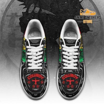Edward Wong Cowboy Bebop Sneakers Anime Shoes Pt10 Air Force
