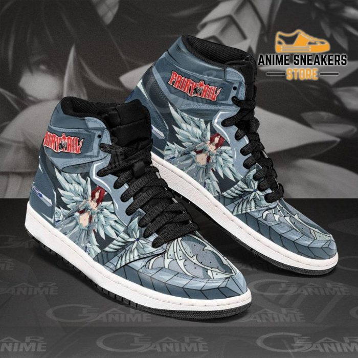 Erza Scarlet Sneakers Heaven Amor Fairy Tail Anime Shoes Jd