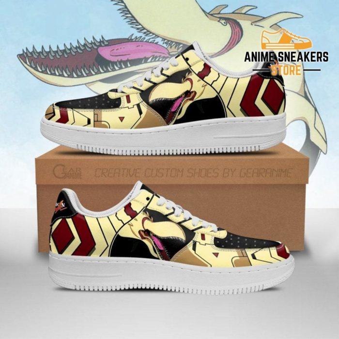 Evangelion Gaghiel Sneakers Neon Genesis Shoes Men / Us6.5 Air Force