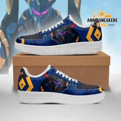 Evangelion Mark.06 Sneakers Neon Genesis Shoes Men / Us6.5 Air Force
