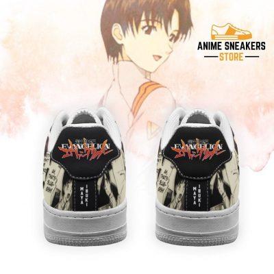 Evangelion Maya Ibuki Sneakers Neon Genesis Shoes Air Force