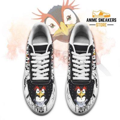 Evangelion Pen Sneakers Neon Genesis Shoes Air Force