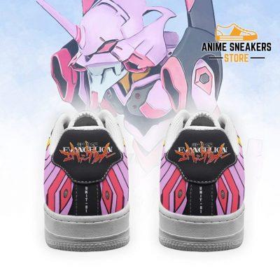 Evangelion Unit-01 Awakened Sneakers Neon Genesis Shoes Air Force