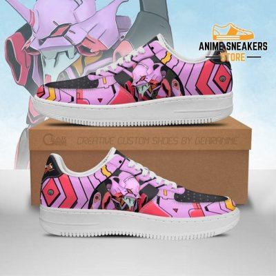 Evangelion Unit-01 Awakened Sneakers Neon Genesis Shoes Men / Us6.5 Air Force