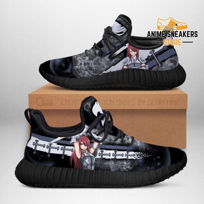 Fairy Tail Erza Scarlet Reze Shoes Knight Sporty Anime Sneakers Men / Us6