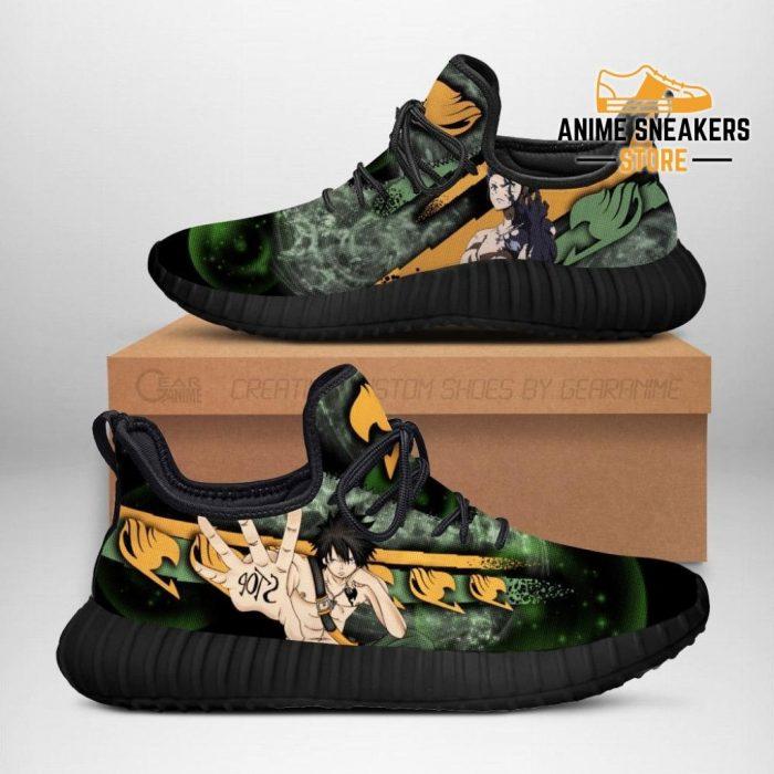 Fairy Tail Gray Reze Shoes Anime Sneakers Men / Us6