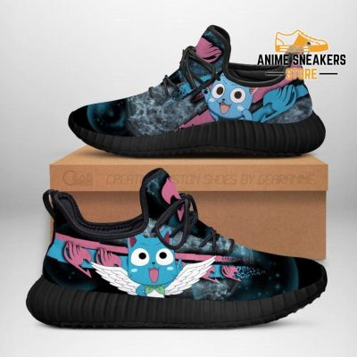 Fairy Tail Happy Reze Shoes Anime Sneakers Men / Us6
