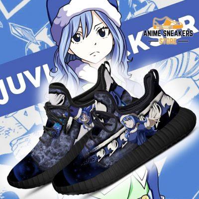 Fairy Tail Juvia Reze Shoes Anime Sneakers