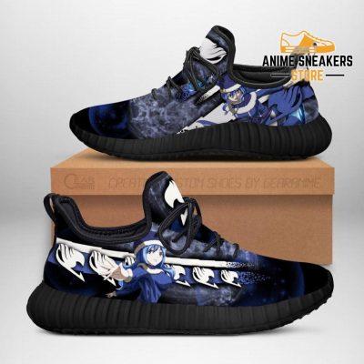 Fairy Tail Juvia Reze Shoes Anime Sneakers Men / Us6