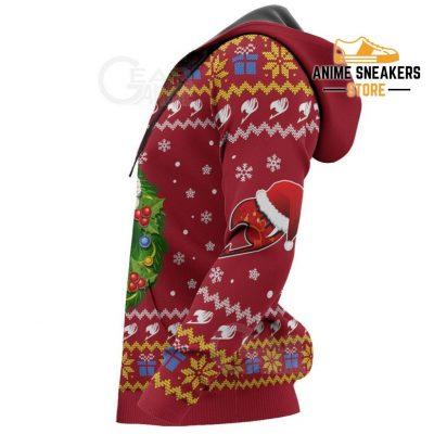 Fairy Tail Lucy Heartfilia Ugly Christmas Sweater Anime Xmas Va11 All Over Printed Shirts