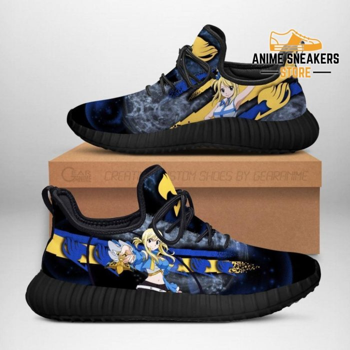Fairy Tail Lucy Reze Shoes Anime Sneakers Men / Us6