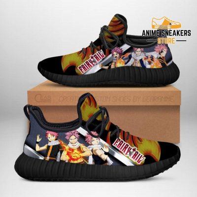 Fairy Tail Natsu Reze Shoes Anime Fan Gift Idea Tt04 Men / Us6