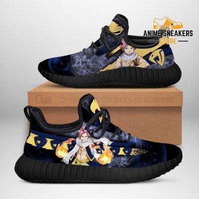 Fairy Tail Natsu Reze Shoes Anime Sneakers Men / Us6