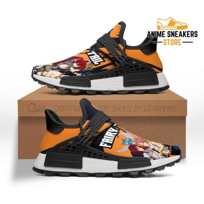 Fairy Tail Shoes Characters Custom Anime Sneakers Nmd