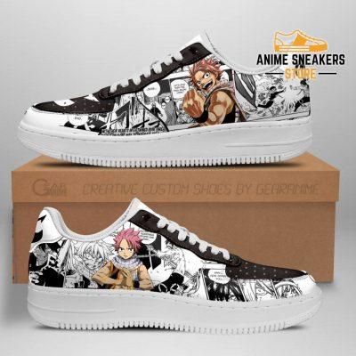 Fairy Tail Sneakers Manga Anime Shoes Fan Gift Idea Tt04 Men / Us6.5 Air Force
