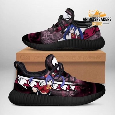 Fairy Tail Wendy Reze Shoes Anime Sneakers Men / Us6