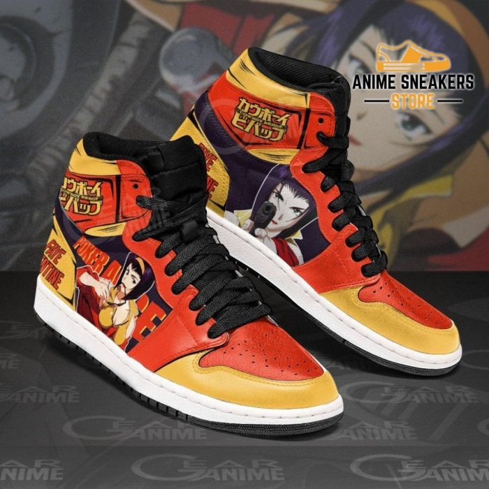 Faye Valentine Sneakers Cowboy Bebop Anime Custom Shoes Mn10 Jd