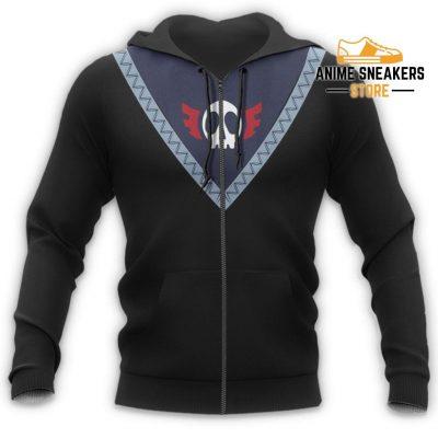 Feitan Hunter X Uniform Shirt Hxh Anime Hoodie Jacket All Over Printed Shirts