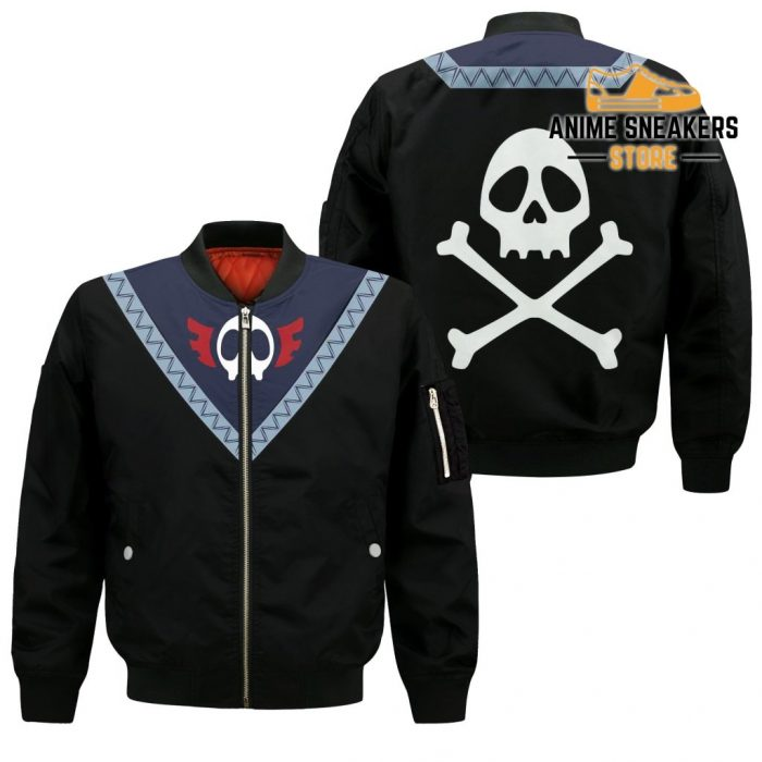 Feitan Hunter X Uniform Shirt Hxh Anime Hoodie Jacket Bomber / S All Over Printed Shirts