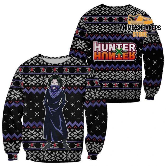 Feitan Ugly Christmas Sweater Hunter X Anime Xmas Gift Clothes / S All Over Printed Shirts