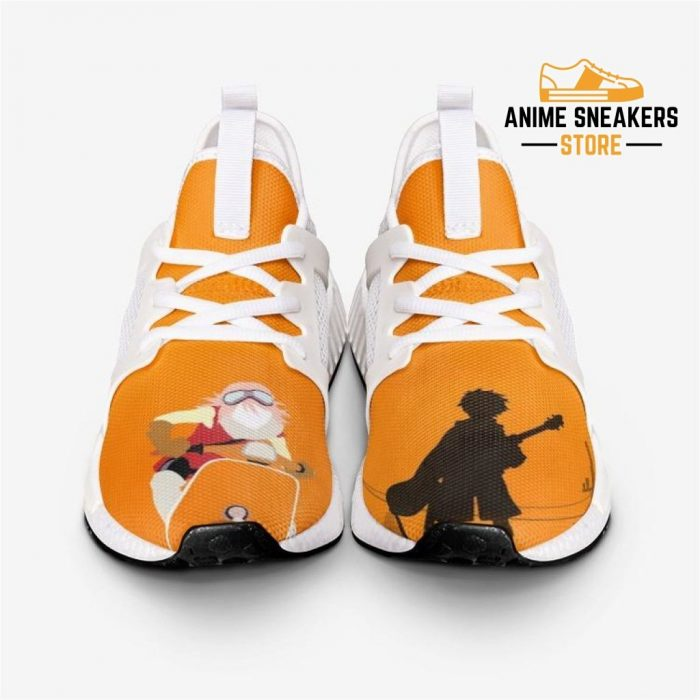 Flcl Fooly Cooly Silhouette Custom Nomad Shoes Mens