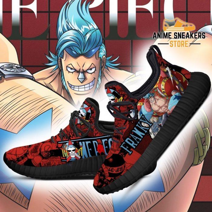 Franky Reze Shoes One Piece Anime Fan Gift Idea Tt04