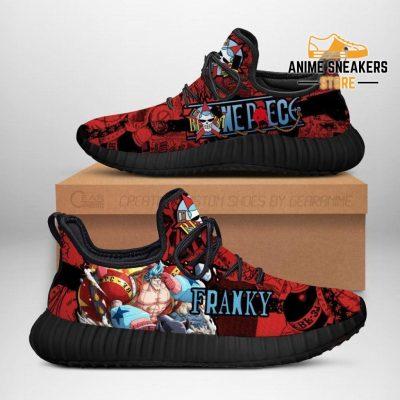 Franky Reze Shoes One Piece Anime Fan Gift Idea Tt04 Men / Us6