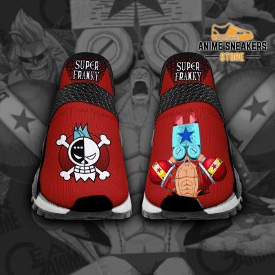 Franky Shoes Super One Piece Custom Anime Tt11 Men / Us6 Nmd