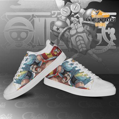 Franky Skate Shoes One Piece Custom Anime