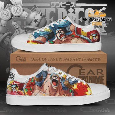 Franky Skate Shoes One Piece Custom Anime Men / Us6