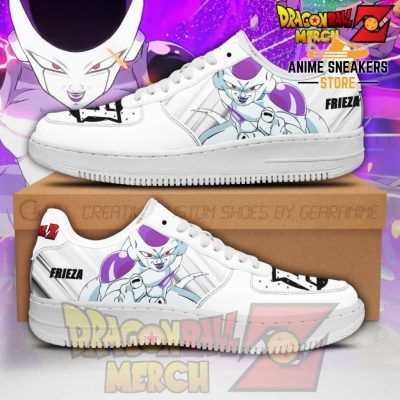 Frieza Air Force Custom Sneakers No.2 Men / Us6.5 Shoes