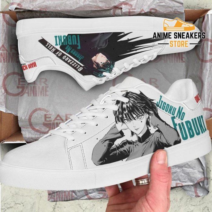 Fubuki Skate Shoes One Punch Man Custom Anime Pn11
