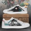 Fubuki Skate Shoes One Punch Man Custom Anime Pn11 Men / Us6