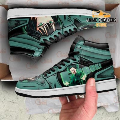 Fubuki Sneakers One Punch Man Custom Anime Shoes Mn10 Jd