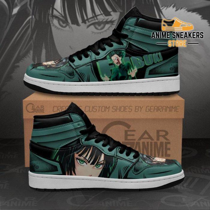Fubuki Sneakers One Punch Man Custom Anime Shoes Mn10 Men / Us6.5 Jd
