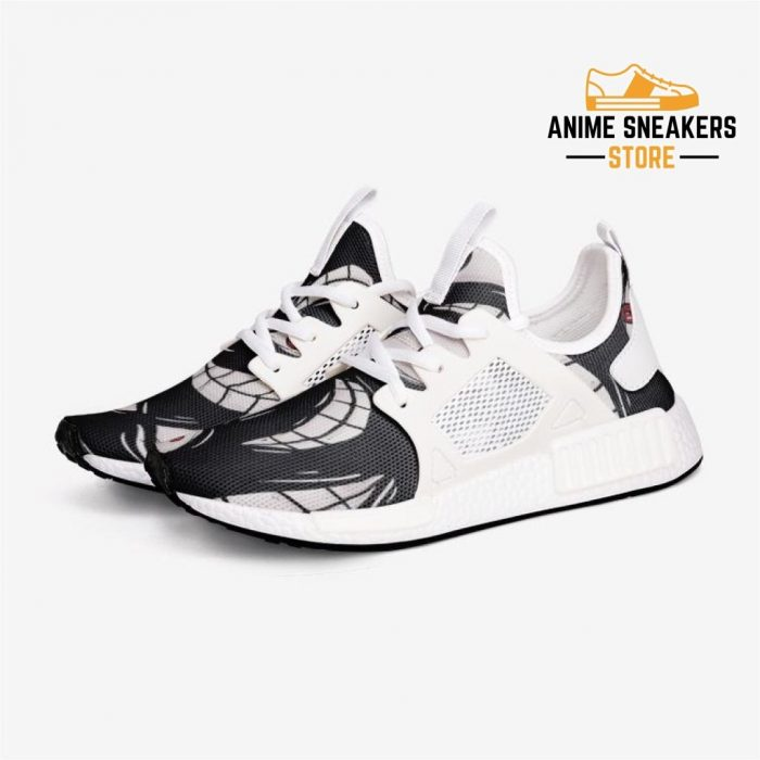 Fullmetal Alchemist Pride Custom Nomad Shoes 3 / White Mens
