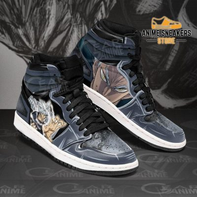 Garou Sneakers One Punch Man Custom Anime Shoes Mn10 Jd