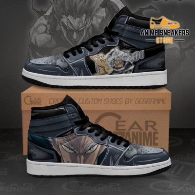 Garou Sneakers One Punch Man Custom Anime Shoes Mn10 Men / Us6.5 Jd